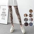 New Autumn  Women Leggings High elasticity color star Graff Fitness Leggings CasualNine Pants Outwear Girl Leggings ZFY08