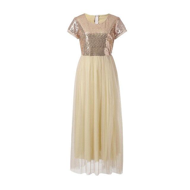 Maxi Dress for Pregnant Women 4
