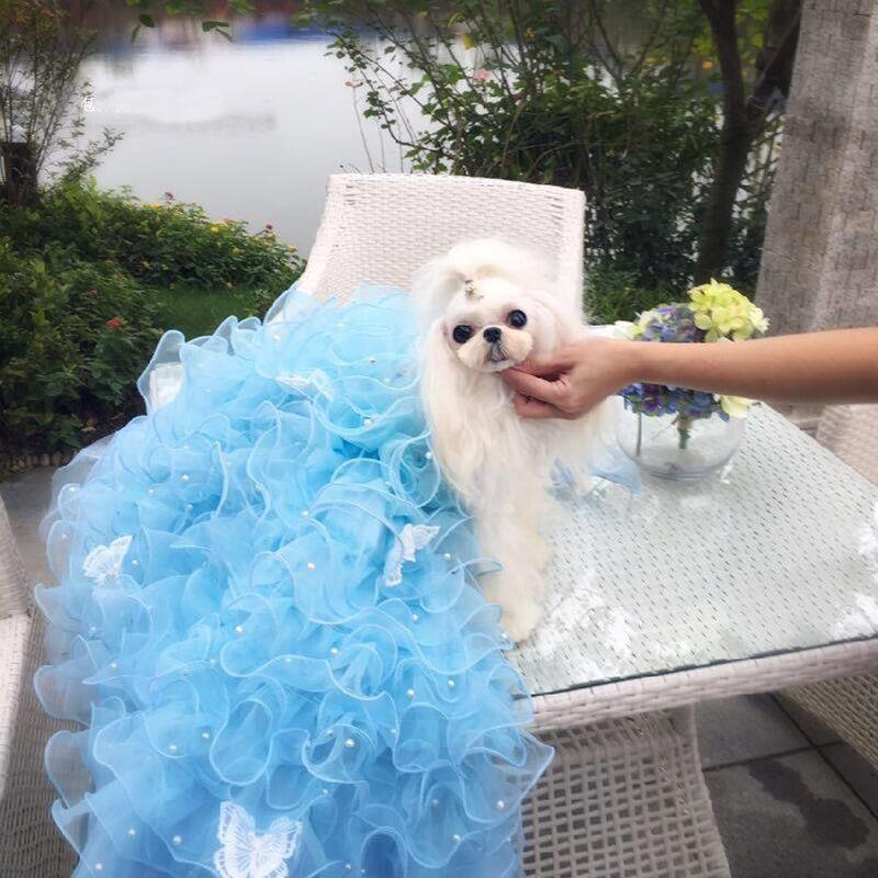 cachorro bordado artesanal para cães pequenos nobre