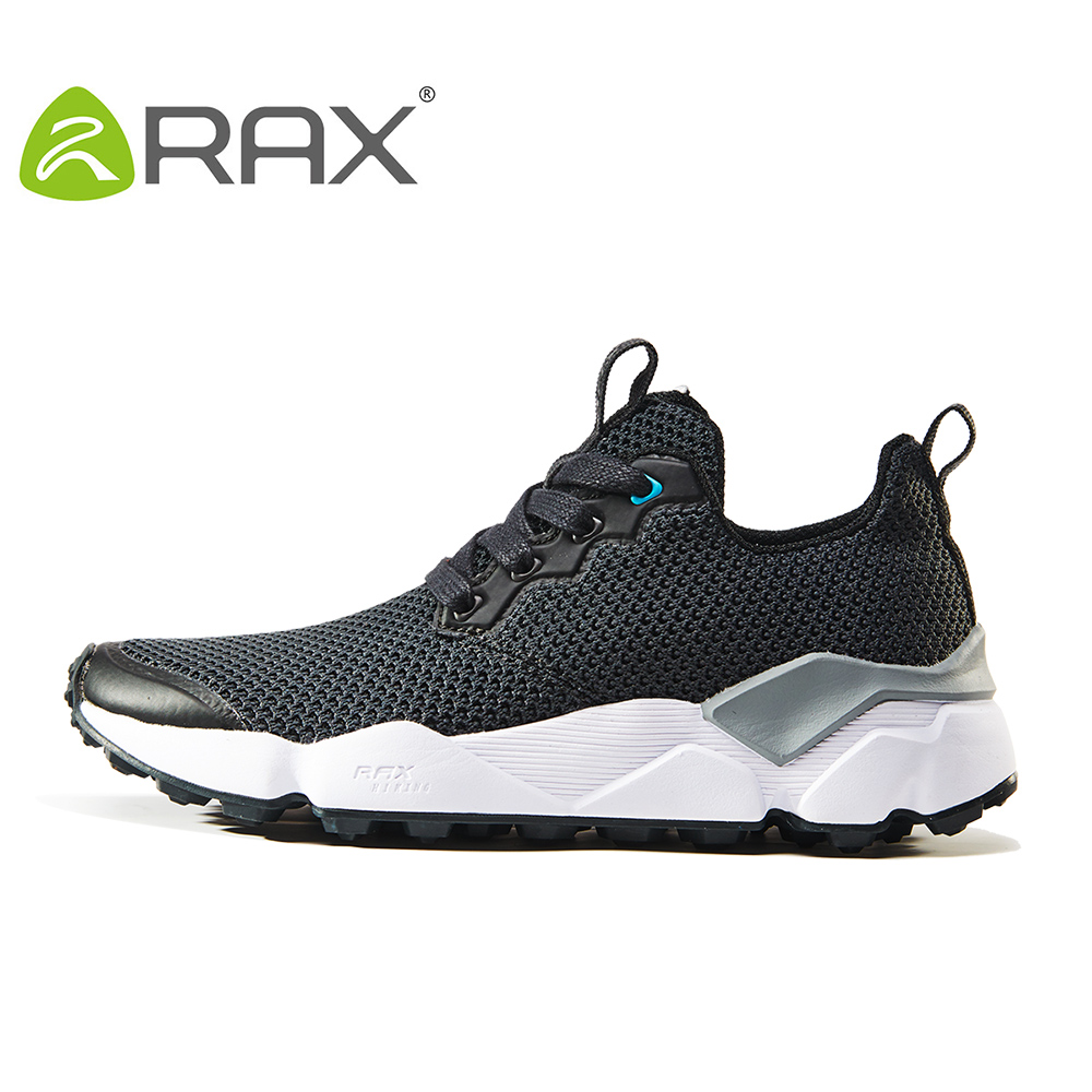 Rax Men Lightweight Trail Running Shoes Women Breathable Lightweight Outdoor Sports Men Sneakers Breathable Jogging ShoesTourism