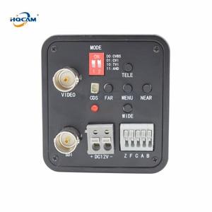 """Image 5 - HQCAM cámara SDI con enfoque automático, dispositivo con Zoom automático, 1080P, SDI, CVBS, AHD, TVI, CVI, 5 en 1, SDI BOX, cámara de 2.0MP, Sensor digital CMOS de 1/3 """", Panasonic"""