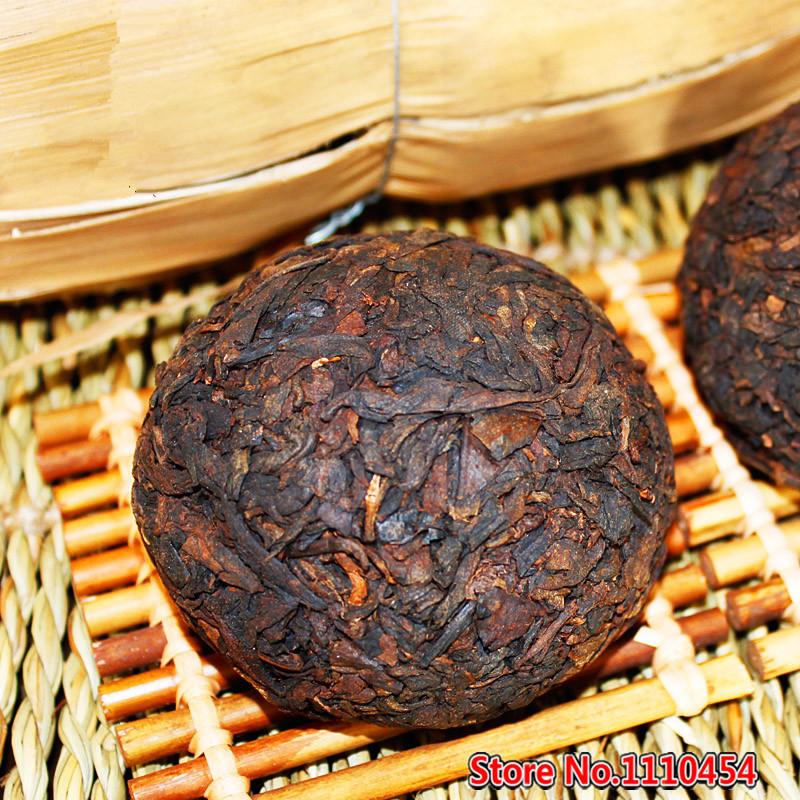 C-PE058 Ripe Tuocha 100g Premium Yunnan puer tea,Old Tea Tree Materials Pu erh,1pcsTea pu er puerh tea Pu'er