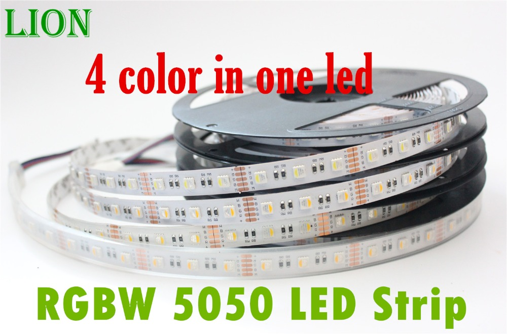 Waterproof IP20/65 LED Strip RGBW /RGBWW, SMD 5050 chip 12V flexible light RGB+White /warm white,4 color in 1 led chip,60Leds/m 10pcs 5 pin led strip wire connector for 12mm 5050 rgbw rgby ip20 non waterproof led strip to wire connection terminals