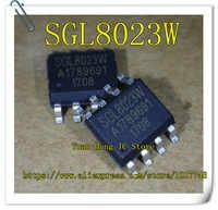 20 unids/lote SGL8023W SGL8023 SOP-8 solo canal DC LED chip táctil de control de luz nuevo original