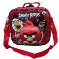 3D Cartoon Birds Thermal Lunch Bag for Boys Lunch Box for Kids School Children Picnic Lunchbox Food Bag Lunchbag Messenger Bags