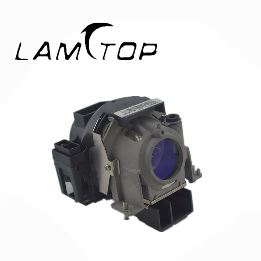 FREE SHIPPING  LAMTOP  Hot selling  original lamp  with housing  NP02LP  for  NP50+ купить