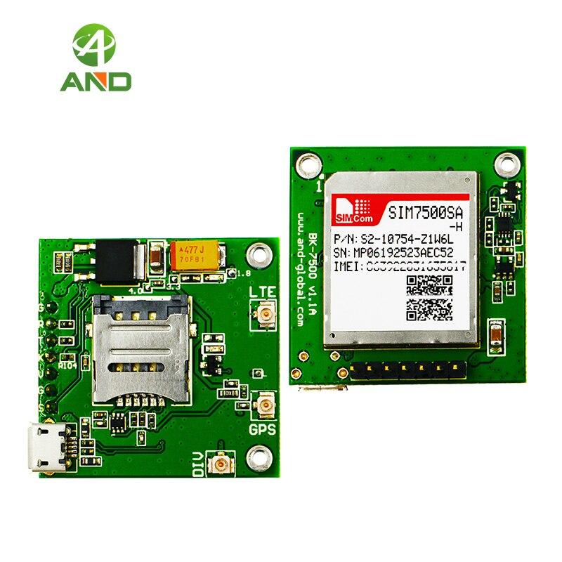 SIM7500SA H Breakout board Mini LTE 4G board B1 B3 B5 B7 B8 B28 4G Development