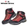 משלוח חינם חיצוני נעלי הליכה נעלי הליכה עמיד למים לנשימה נעלי ספורט