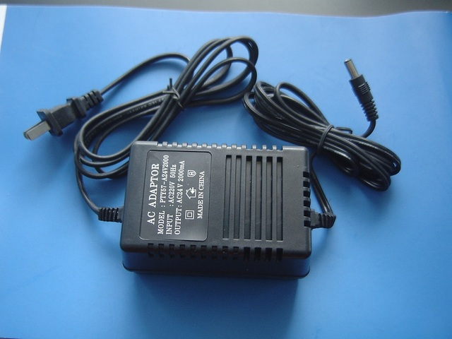 Power 24V PTZ dome AC24V2A power / AC power supply / monitor power / 24V AC