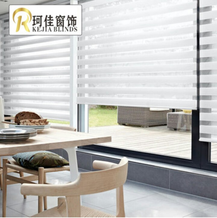 zebra roller shade modern free shipping high quality window shade roller blind zebra blinds rainbow customized size with stainless