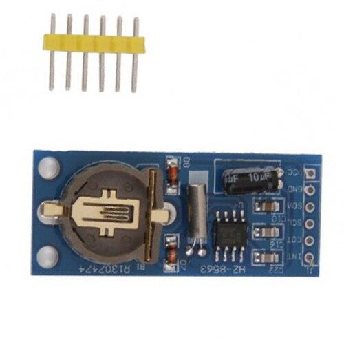 5PCS I2C RTC DS1307 AT24C32 Horloge Temps Réel Module Sans Batterie