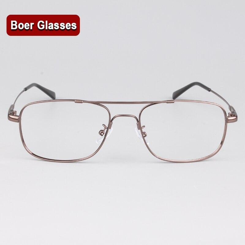 Männer vollrand Brillen Rahmen brillengestell RX brillen entspannen ...