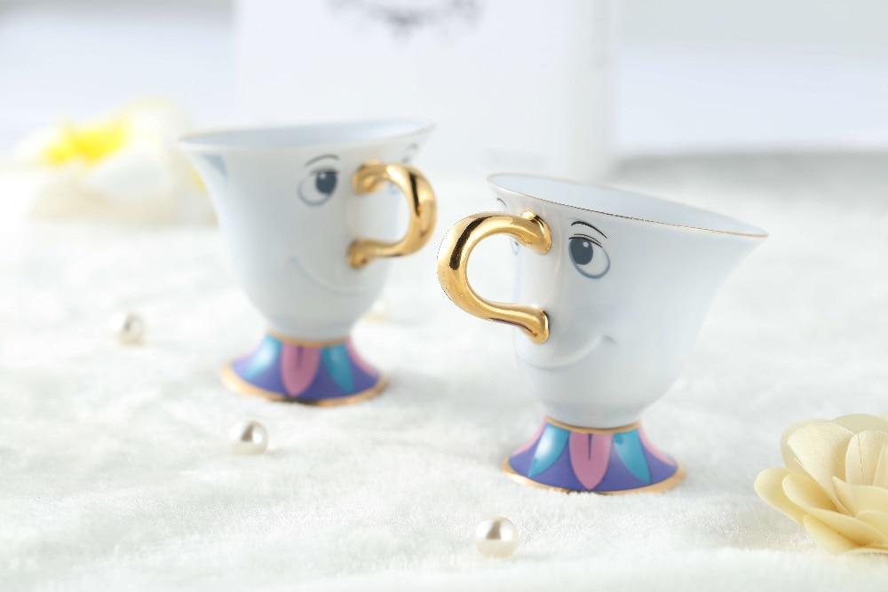 Gaya baru Kecantikan dan binatang Puan Potts 'anak: Cawan Piala Kopi - Dapur, makan dan bar - Foto 4