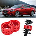 2 unids Tamaño E Frente de Choque Suspensión Amortiguador Parachoques Resorte Amortiguador Para Mazda 6