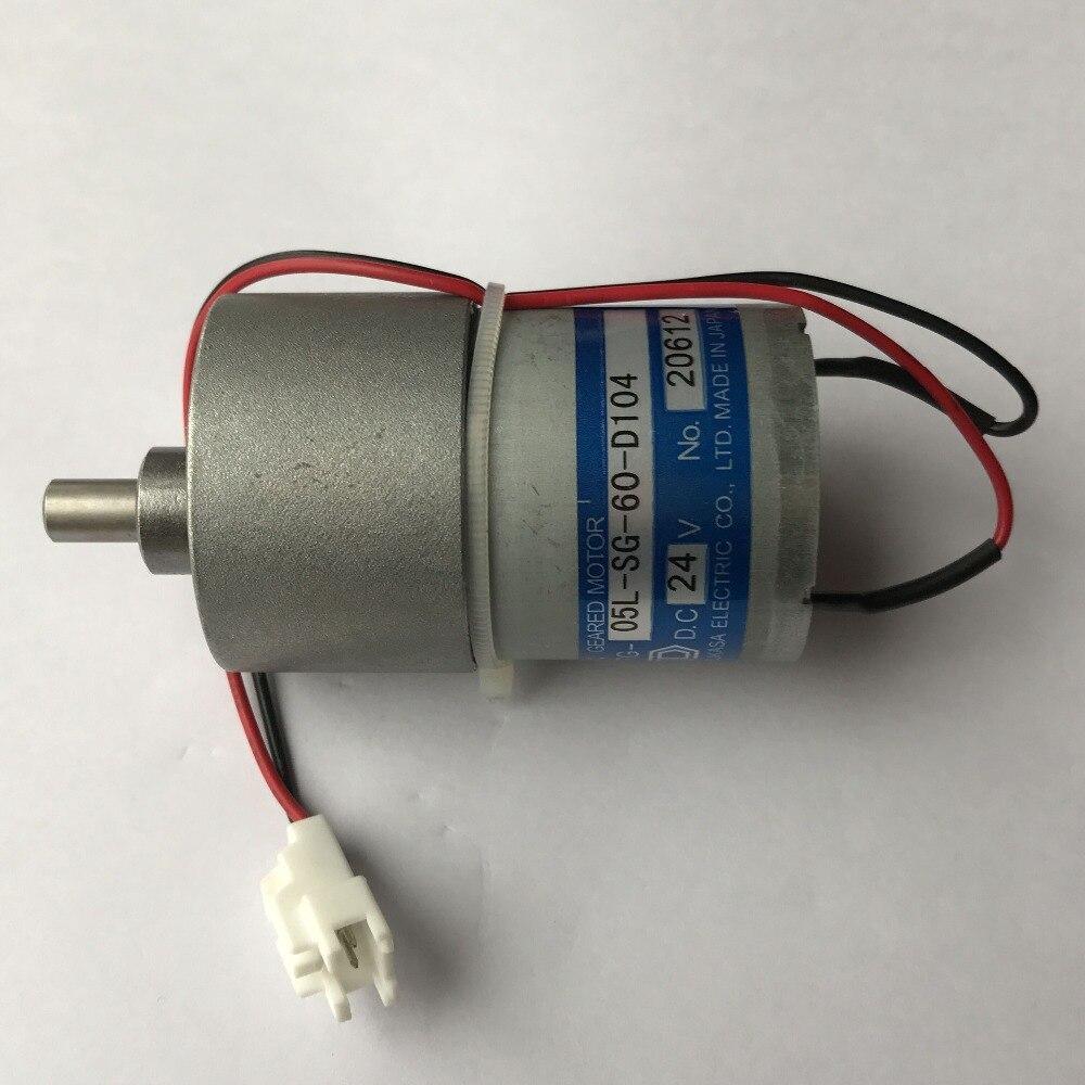 bilder für Marke neue Noritsu Cutter Motor für qss 30/33/35/71/72 serie minilabs