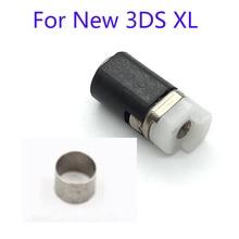 Nintendo new 3ds xl ll new3ds xl 3 dsll new3dsxl new3dsll 콘솔 교체 부품 용 축 힌지 및 금속 배럴