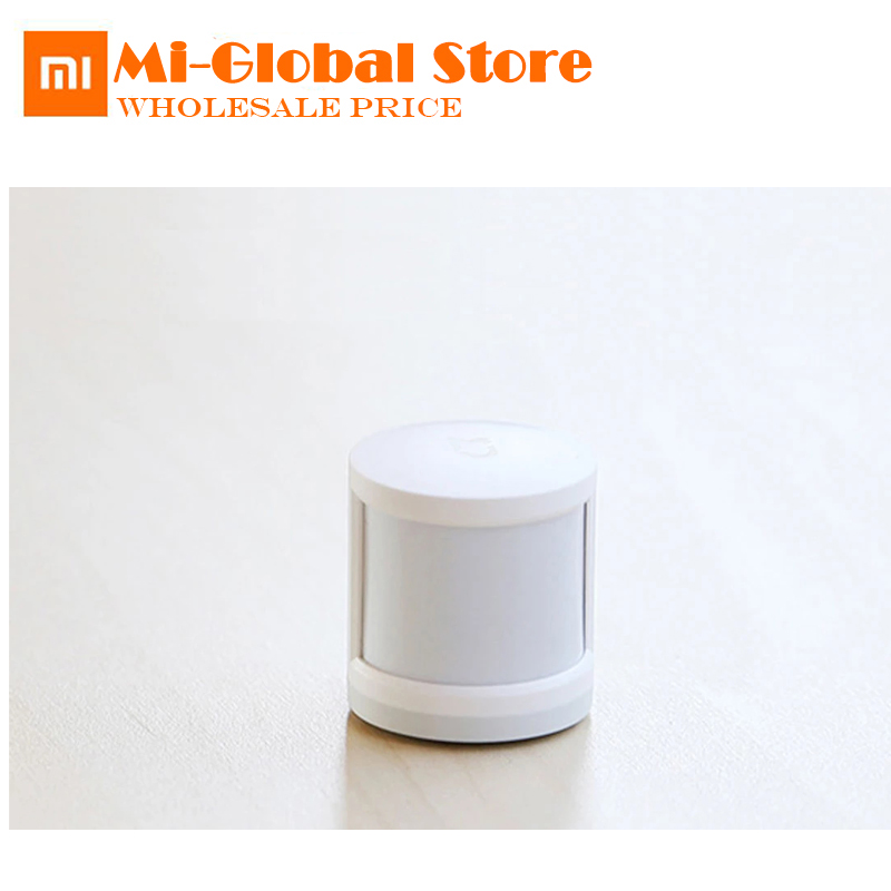 Original Xiaomi Human Body Sensor Infrared Motion Smart Intelligent Device for home safe smart home