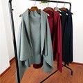 ROSA RAINHA Colete Mulheres Inverno 2016 Senhora Do Escritório Elegante Jaquetas de Marca Sem Mangas Preto Longo Outerwear Casuais Colete Feminino Casacos