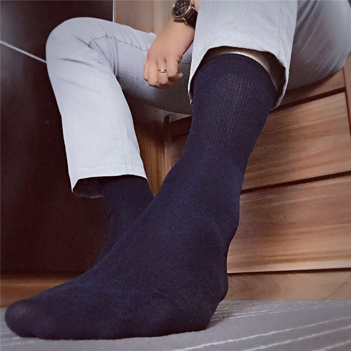 SORRYNAM Foreign Trade Men Stockings Nylon Silk Super Sexy Style Mens Nylon Socks Free Shipping