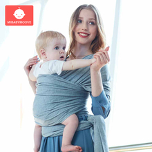 Baby Carrier Sling for Newborns Soft Wrap Comfortable Breathable Wrap Infant Slings Kangaroo Nursing Cover Baby Wrap Carriers
