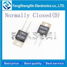 5pcs/lot  Normally Closed(D) KSD-01F JUC-31F 35/40/45/50/65/70/85/95/100/115/120/125/130