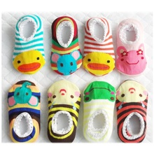 2018 Baby Socks Floor Shoe Newborn sock Foot cover Infant room Girls socks Bebe girls casual Child boy pantufa cotton