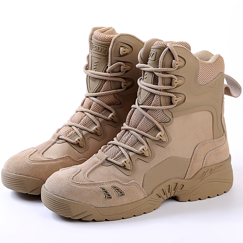 Aliexpress Com Buy Esdy Outdoor Hiking Shoes Desert