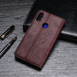 Image 3 - แม่เหล็กพลิกกระเป๋าสตางค์ซองหนัง PU สำหรับ Xiaomi Redmi หมายเหตุ 7 8 Pro 8T T note7 Note8 Note8T 7Pro 8Pro 64/128 GB
