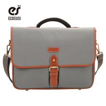 ECOSUSI Brand Nylon Men Messenger Bags Casual Crossbody Bag Fashion Men's Handbag Bags Laptop Shoulder Bags Men Briefcase