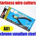 送料無料高品質 100% JINGLIANG 電子銅線ばさみカッターモデルペンチ対角ペンチ CR-V JL-A01