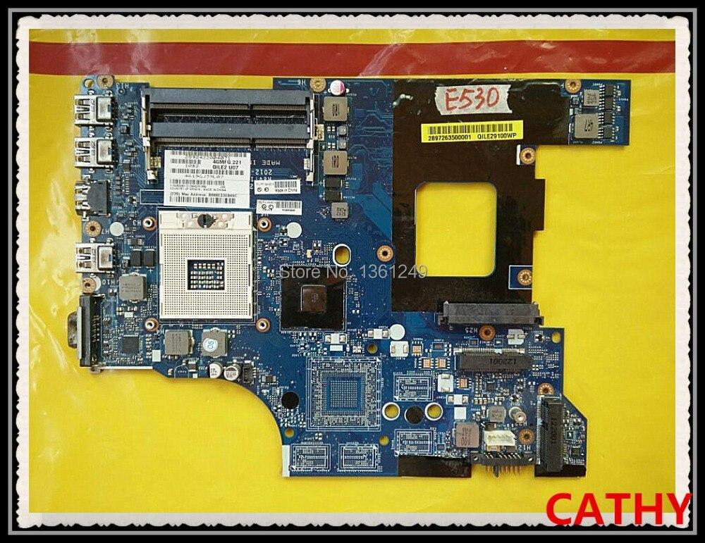 Motherboard For Lenovo Thinkpad Edge E530 04Y1181 QILE2 LA