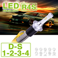 Super Bright R4S 90w 10400lm D1S D2S D3S D4S Xenon White 3000K 6000K 8000K Car LED Headlight Conversion Kit Lamp 5200lm Bulb