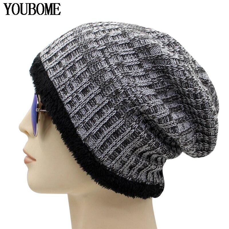 Winter Hat Women Knitted Hat Men s