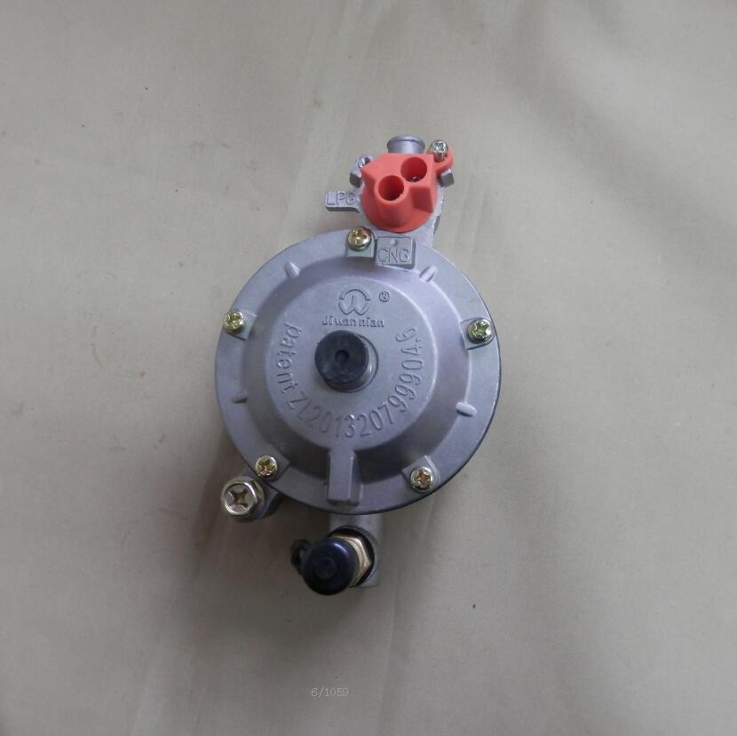цена на 2KW PRESSURE REDUCING REGULATOR REDUCER FOR CNG LPG GASOLINE NG CARBURETOR CONVERSION KIT 3KW GENERATOR WATER PUMP PARTS