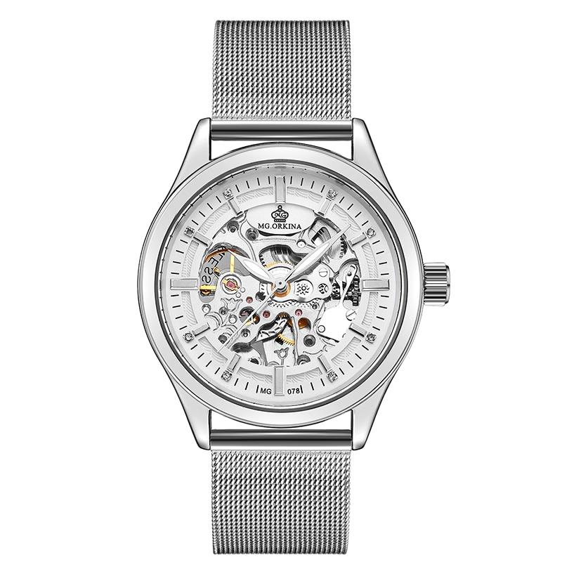 64c6788d537 MGORKINA clássico Designer Tourbillon Mens Relógios Top Marca de Luxo  Relógio Automático Calendário Completo Relógio Masculino Relógio  MecânicoUSD 31.99  ...