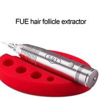 FUE голая волосяной фолликул экстрактор имплант волос имплантатов для макияжа бровей инструменты/аксессуары пинцет