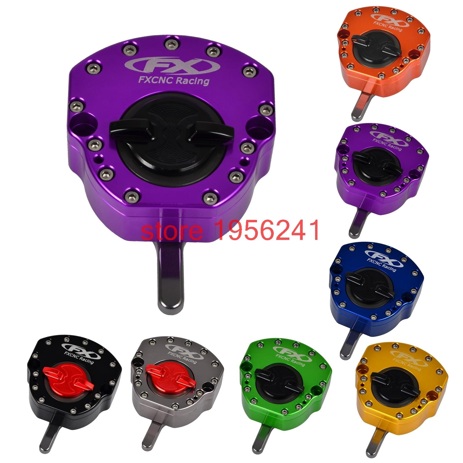 Рулевое управление ЧПУ Стабилизатор демпфер для Honda CBR600RR 2003-2012 CBR1000RR 2004-2012 CBR900RR 1998 1999 новый