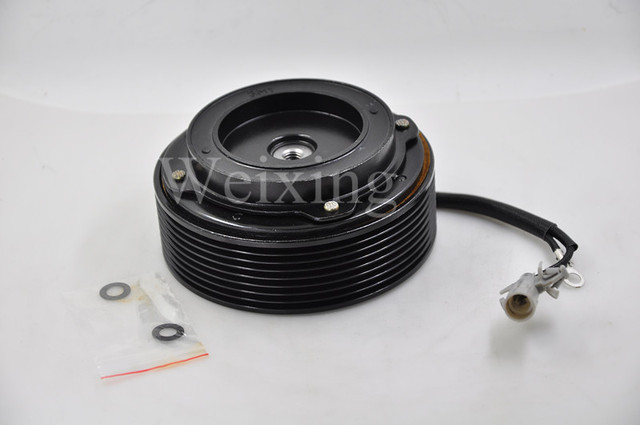 auto air conditioning compressor clutch 7SBU17C for BMW X6