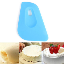 Силиконовый скребок для крема в форме птицы, резак для теста для торта, нож для украшения выпечки, вечерние инструменты для приготовления пищи