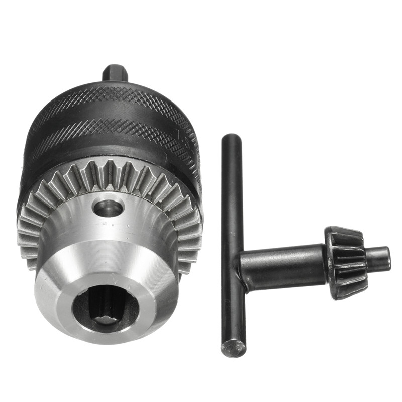 1.5 ~ 13mm Keyed Drill Chuck 1/2