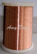 1000 metrów/partia 0.22mm nowy drut pokryty emalią poliuretanową QA 1 155 drut miedziany 0.22mm