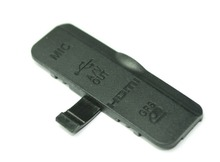 SLR digital camera repair and replacement parts D3200 USB interface cover rubber for Nikon