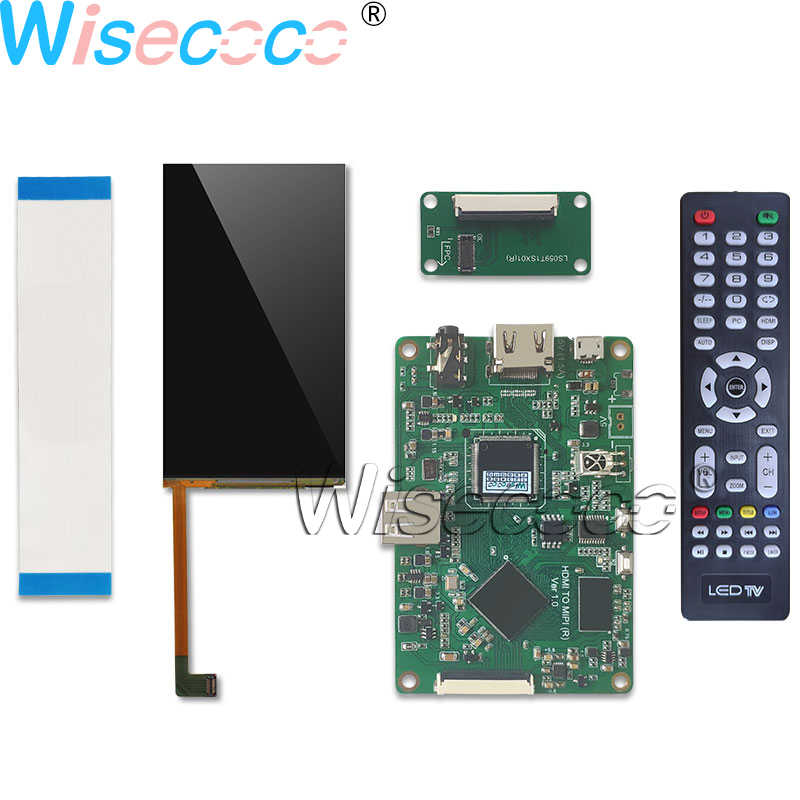 5 5 inch LCD 1440x2560 2K IPS screen display with HDMI to