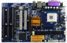 845gv motherboard 3 isa slot 3 isa 845 belt isa slots motherboard with VGA SOUND LAN ISA slot socket 478 ATX motherboard