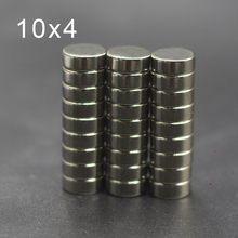 10/20/50/100Pcs 10x4 Neodymium Magnet 10mm x 4mm N35 NdFeB Round Super Powerful Strong Permanent Magnetic imanes Disc 10x4 10 20 50 100pcs 10x4 neodymium magnet 10mm x 4mm n35 ndfeb round super powerful strong permanent magnetic imanes disc 10x4