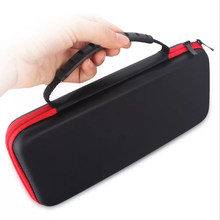 Portable Case for Nintend Switch Gaming Storage Bag PU Hard Pouch for Nitendo Switch NS Console Accessories With 5 Game Holder(China)