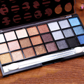 24 Colors Matte Eye Shadow palette Waterproof Long-lasting Natural Shimmer Cosmetic MakeUp Palette Nudes Eyeshadow