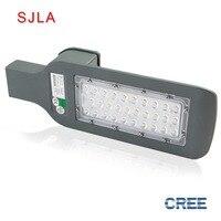 SJLA Warranty 5 Years IP67 Outdoor Industrial Garden Square Highway Farola Road Lamp 12V 24V 36V 30W 50W 100W Led Street Light