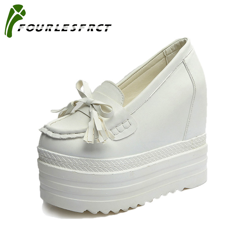 2018 Fashion Wedges PU Shoes Woman Platform Vulcanized Shoes Hidden Heel Height Increasing Casual Shoes female chaussure femme women sandals 2017 summer style shoes woman wedges height increasing fashion gladiator platform female ladies shoes casual