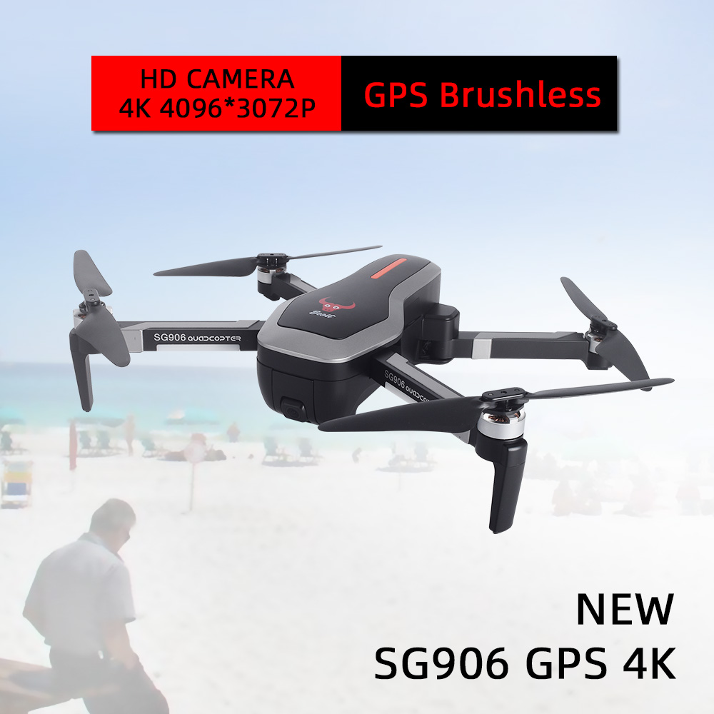 SG906 Dron Drones With Camera Hd Drone Gps Rc Helicopter 4K Toys Quadcopter Profissional Drohne Quadrocopter Helicoptero Selfie